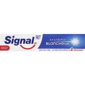 Signal Dentifrice Système blancheur