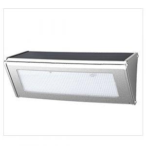 DIO Applique solaire avec détecteur de mouvement (450 Lm) - Gris