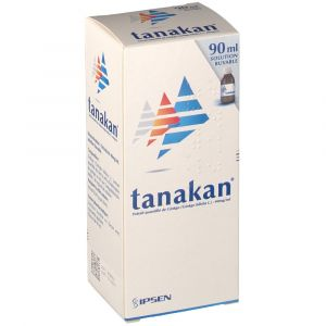 Ipsen pharma Tanakan - Solution buvable pour troubles cognitifs