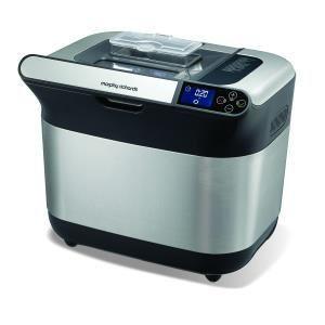 Morphy richards 48319 - Machine à pain Premium Plus 600 W capacité 1 kg