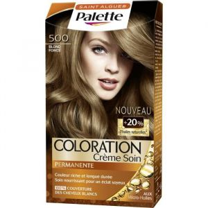 Schwarzkopf Coloration crème soin Blond foncé 500