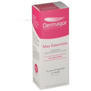Dermagor Suppletive - Crème hydratante 8 heures