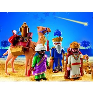 Playmobil 4886 - Rois mages