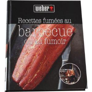 """Weber 308652 - Livre """"57 recettes fumées au barbecue ou au fumoir"""""""