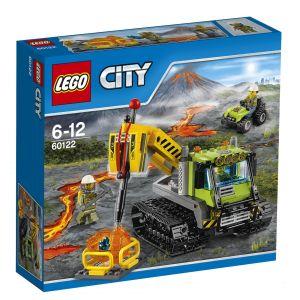 Lego 60122 - City : La Foreuse à chenilles