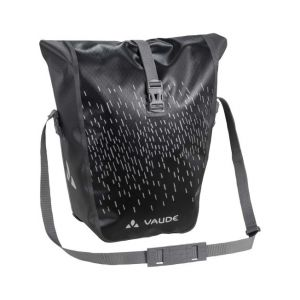 Vaude Aqua Back Luminum - Sac porte-bagages - Single noir Sacs pour porte-bagages