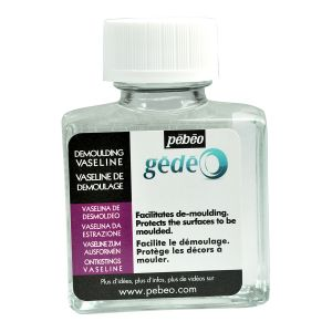 Pebeo Gedeo Huile de vaseline pour démoulage 75 ml