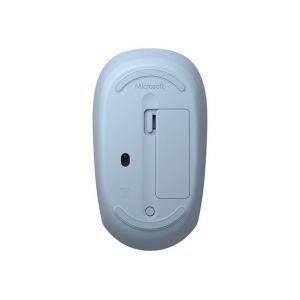 Microsoft Mouse Bleu Pastel - Souris sans fil Bluetooth