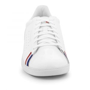 Le Coq Sportif Chaussures Courtstar Blanc Vert blanc - Taille 42,43,44,45,46