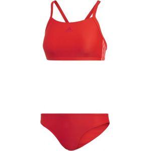 Adidas Fit 3-Stripes - Bikini Femme - rouge FR 36 / S Maillots deux pièces
