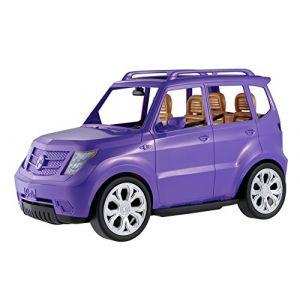 Mattel Barbie 4 x 4 mauve