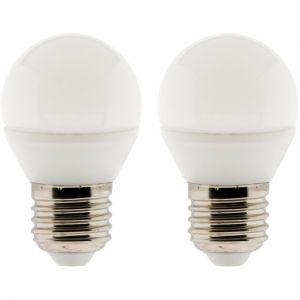 Conforama Ampoule 2X LED SPH 5W E27