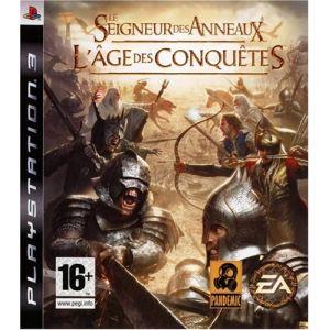 Le Seigneur des Anneaux : L'Age des Conquêtes [PS3]