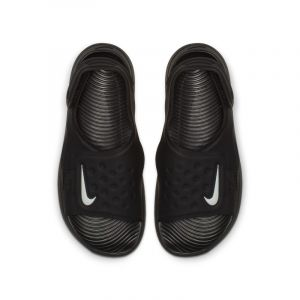 Nike Chaussures enfant SUNRAY ADJUST 5 Noir - Taille 36,21,22,25,26,27,28,31,32,35,37 1/2,38 1/2,33 1/2,23 1/2,29 1/2