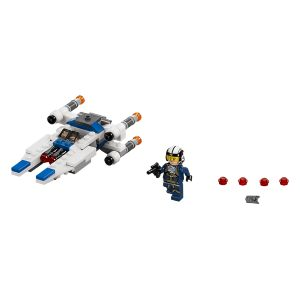 Lego 75160 - Star Wars : Microvaisseau U-Wing