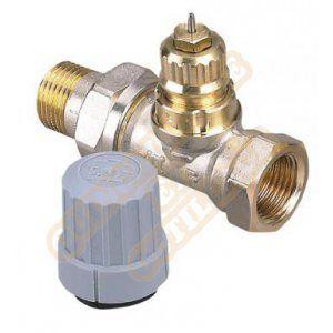 Danfoss Corps de robinet thermostatique droit 20-27