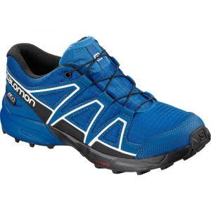 Salomon Speedcross CSWP Shoes Juniors Kids, indigo bunting/sky diver/white EU 38 Chaussures trail