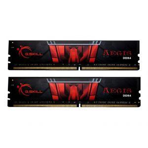 G.Skill F4-2400C15D-16GIS - Barrette mémoire Aegis DDR4 16 Go (2x8Go) 2400 CL15
