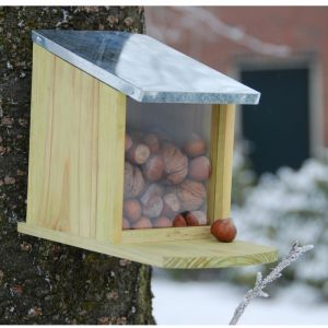 Esschert design Mangeoire pour écureuils