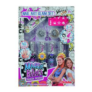 Simba Toys Ensemble de manucure Maggie et Bianca Fashion friends