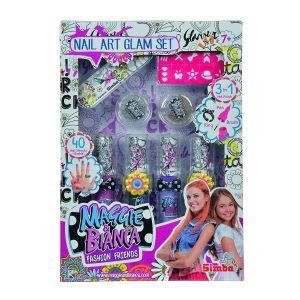Simba Toys Ensemble de manucure Maggie et Bianca Fashion friends