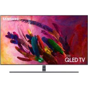 Samsung QE75Q7F 2018 - Téléviseur LED 106 cm 4K UHD incurvé 3D