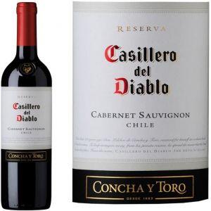 Casillero del Diablo Vin rouge du Chili - Cabernet Sauvignon - 75 cl