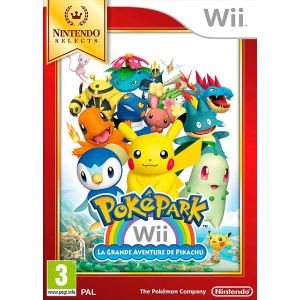 PokéPark Wii : La grande aventure de Pikachu [Wii]