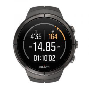 Suunto Spartan Ultra Stealth Titanium HR - Montre GPS cardio-fréquencemètre