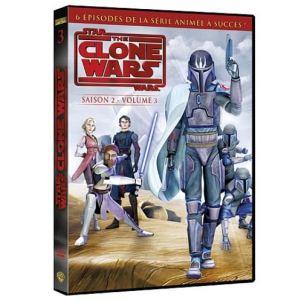 Star Wars : The Clone Wars - Saison 2, Volume 3