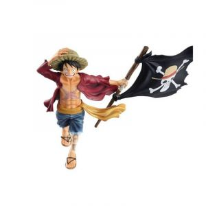 Banpresto Figurine 22 cm - One Piece - Luffy