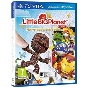 LittleBigPlanet édition Marvel [PS Vita]