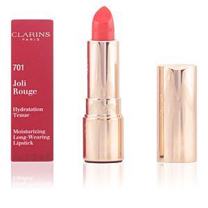 Clarins Joli Rouge 701 Orange Fizz - Hydratation, tenue