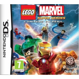 LEGO Marvel Super Heroes [NDS]