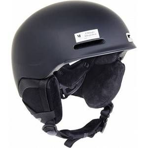 Smith Maze AD E00634ZE96367 Casque de Ski Noir Mat