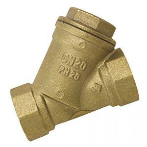 Boutté 2146497 PFS26 Filtre Y anti-sable laiton inox 26 x 34