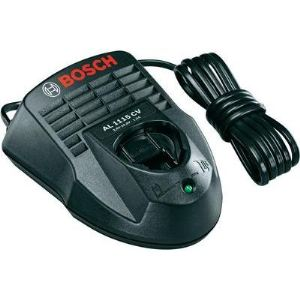 Bosch AL 1115 CV - Chargeur de batteries, 60 min.