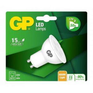 GP Ampoule LED GU10 - 4.7W-50W