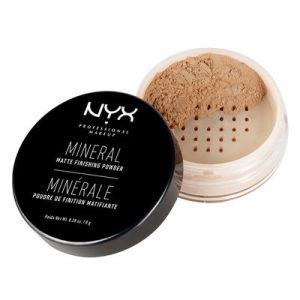 NYX Cosmetics Set it & don't fret it - Poudre de finition matifiante