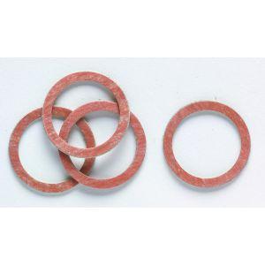 Gripp Joint caoutchouc synthétique cellulose - En sachet - Filetage 12 x 17 mm - Vendu par 9