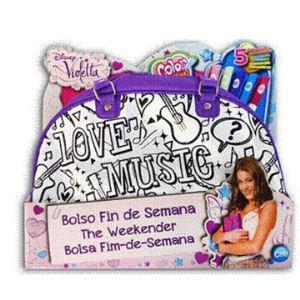 Smoby Color Me Mine : Sac Weekender Violetta