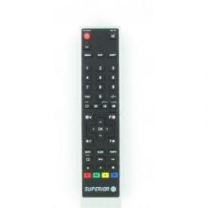 Télécommande de remplacement pour BRANDT B2207LD[TV+DVD]