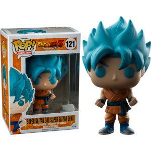 Funko Figurine Pop! Dragon Ball Z Resurrection F Limited Edition Super Saiyan God Goku