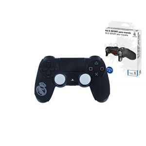 Subsonic Kit Esport Real Madrid pour Dual Shock 4