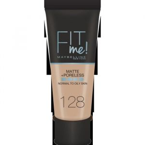 Maybelline Fit Me Matte & Poreless Foundation Warm Nude