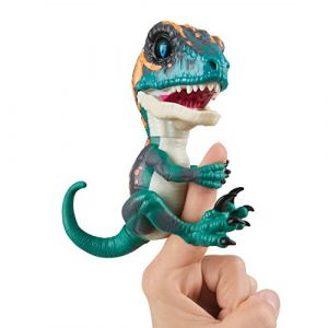 Wow wee Dinosaure Fingerlings Bleu / Fury