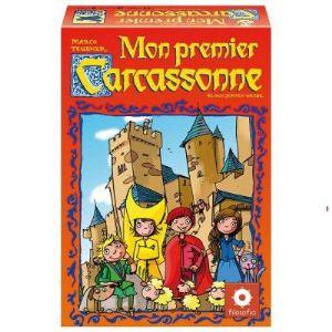 Asmodée Mon premier Carcassonne