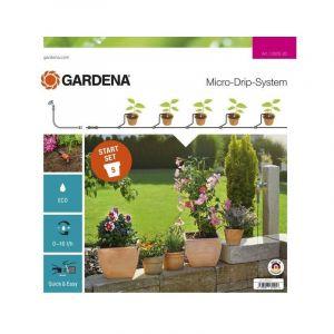 Gardena 13000-20, Systèmes de goutte à goutte