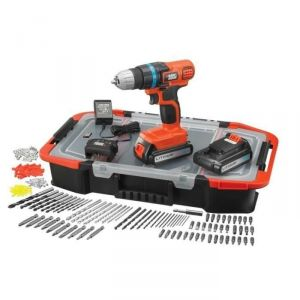 Black & Decker EGBL18BAST - Perceuse sans fil 18V
