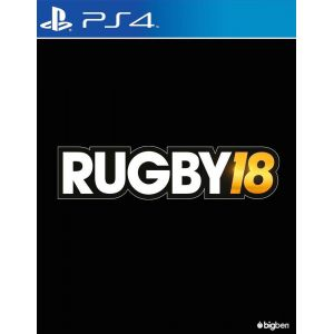 Rugby 18 [PS4]